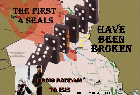 ISIS Pale Horse Rising